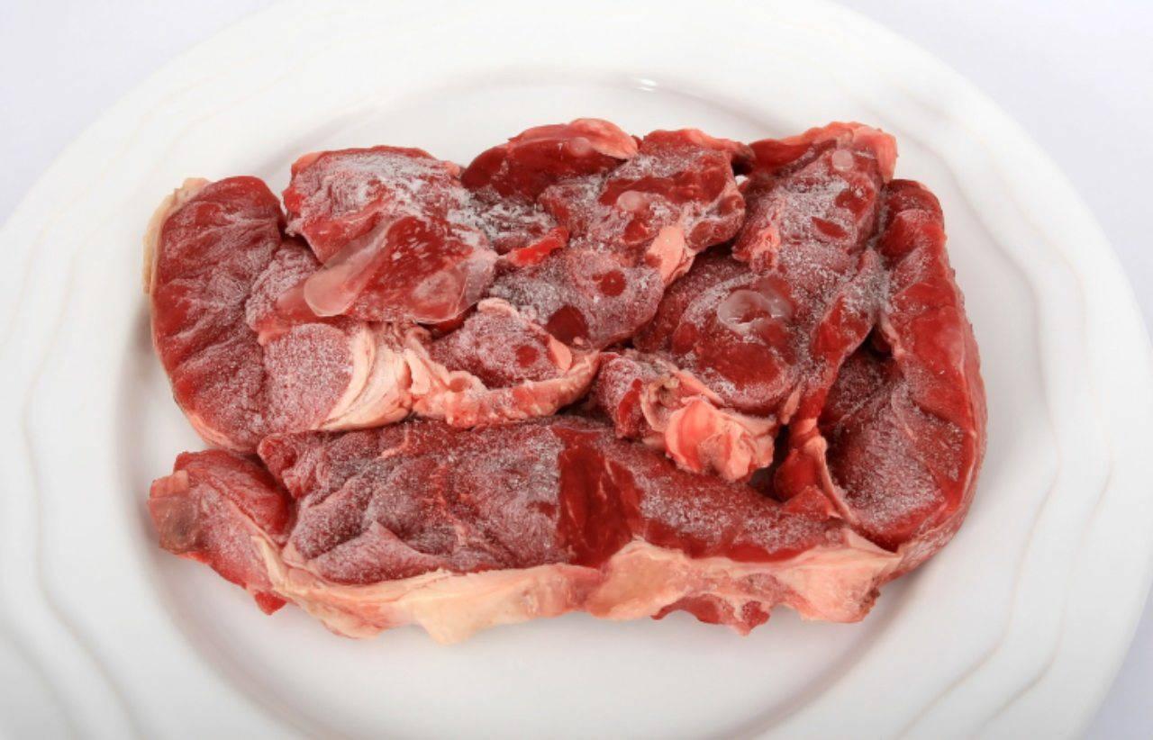 Come scongelare carne