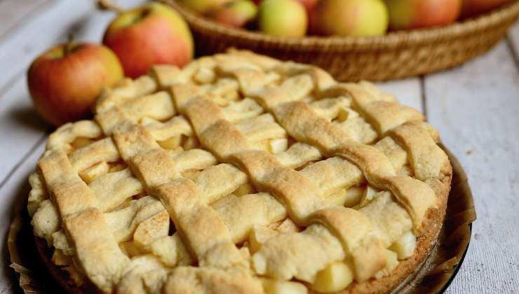 torta di mele classica