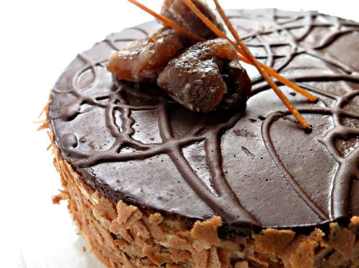 Ottobre, la ricetta della torta di castagne