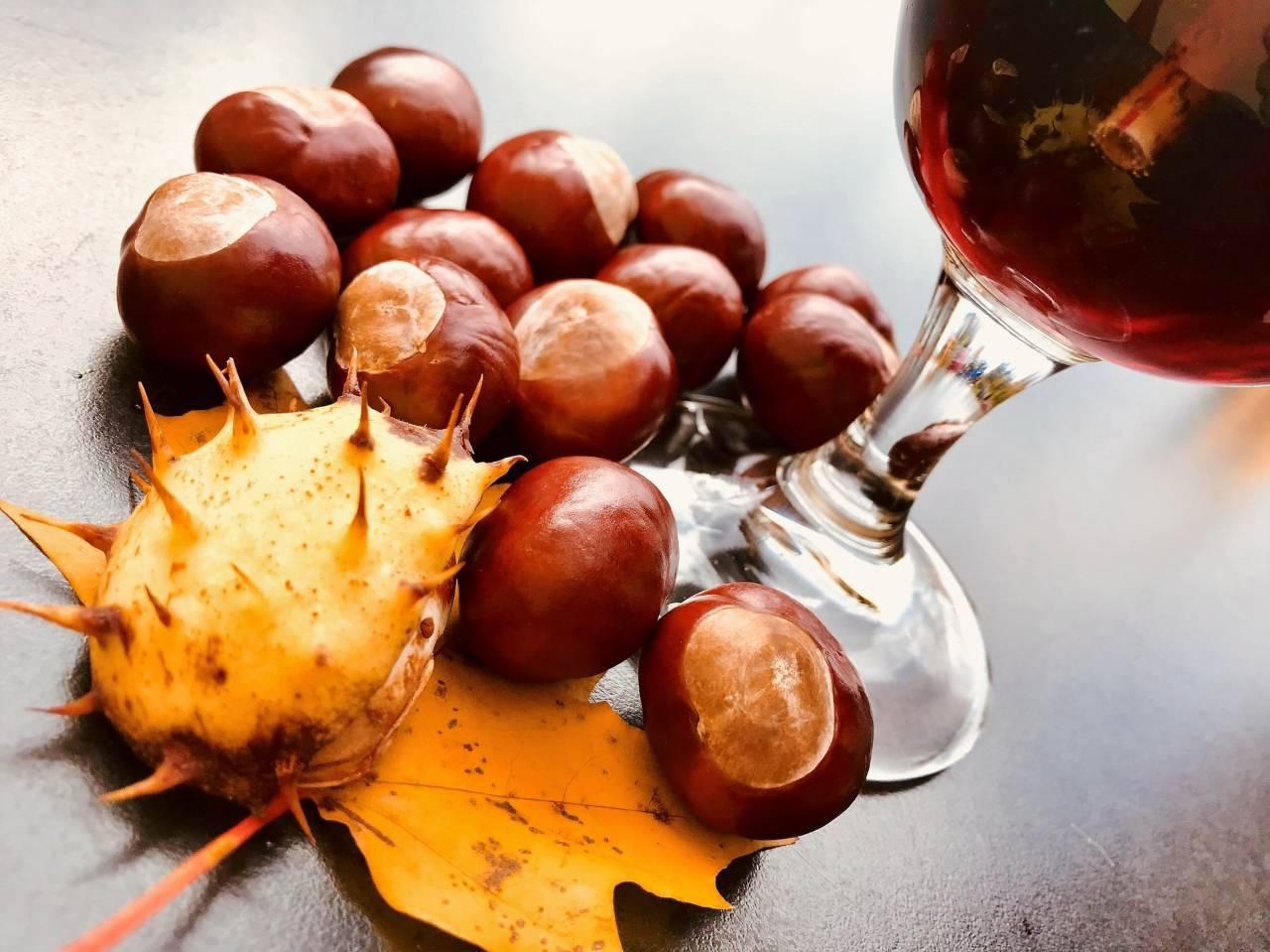 Castagne al vino: in questo modo non le hai mai preparate