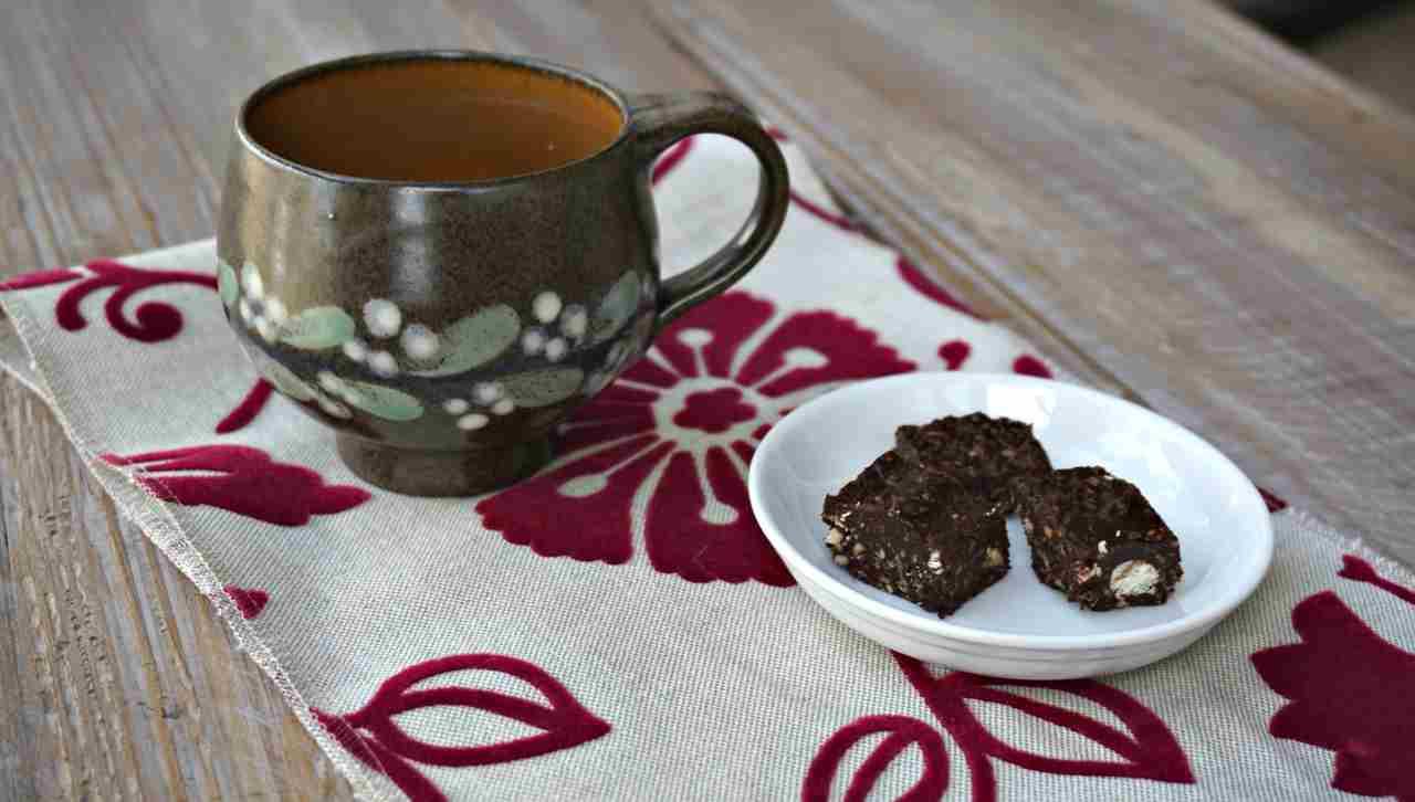 bocconcini cioccolato, la ricetta