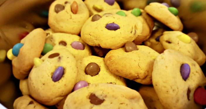 biscotti furbi, la ricetta