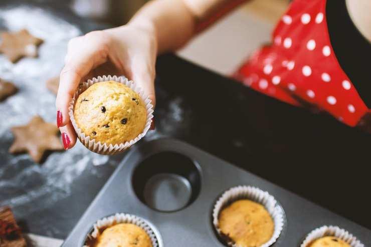 muffin halloween