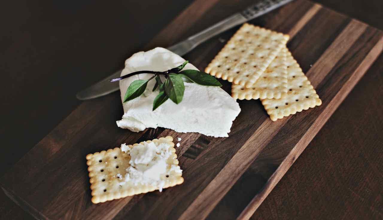 Crackers da aperitivo la ricetta