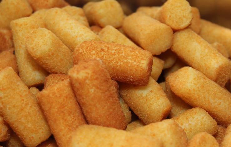 Crocchè di patate trucco