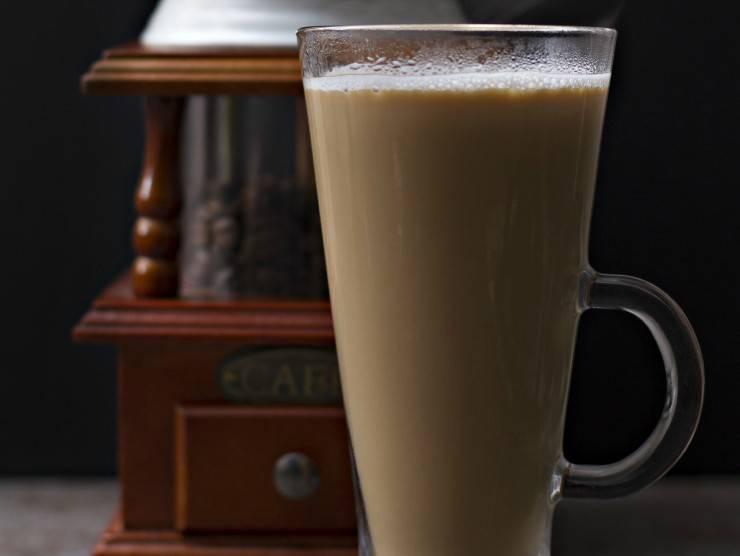 latte di castagne