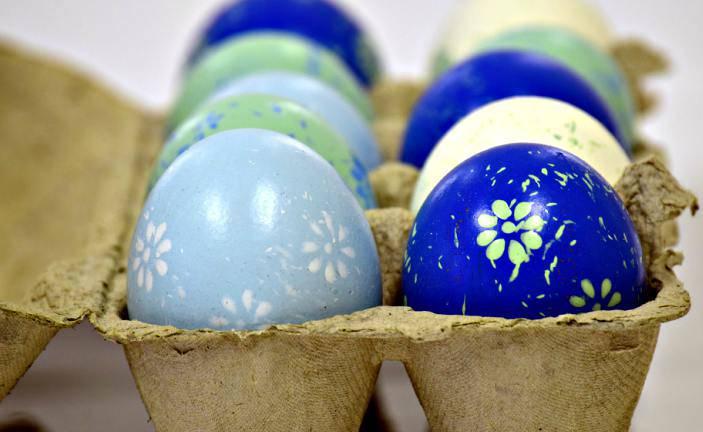 cartoni uova, idee