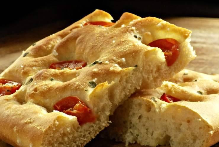 pizzette, rustico antico