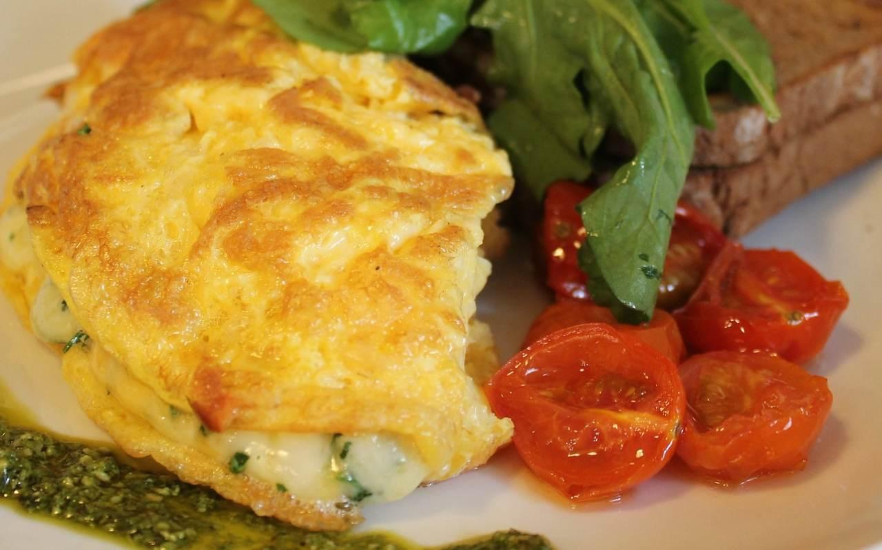 Frittata con cuore filante: 3 ingredienti e pronta solo in 7 minuti (Fonte foto: Pixabay)