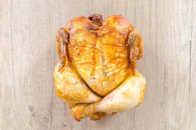 pollo al forno