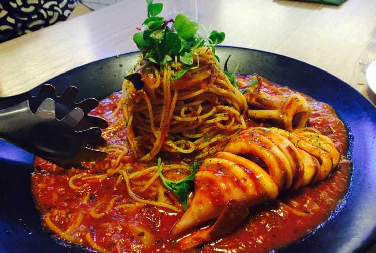 calamari ripieni, ricetta siciliana