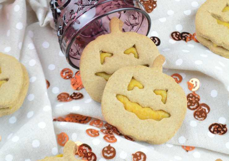 halloween frollini golosi