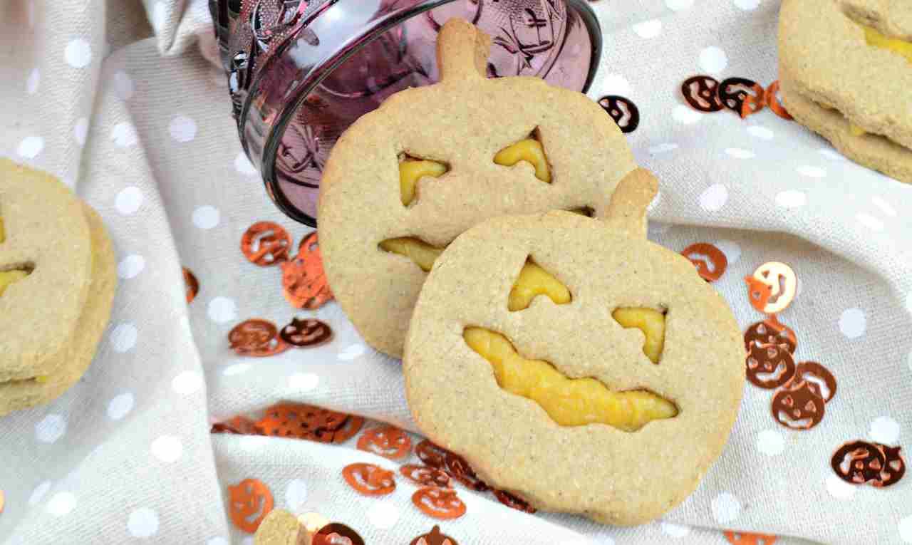 halloween, ricetta dei biscotti
