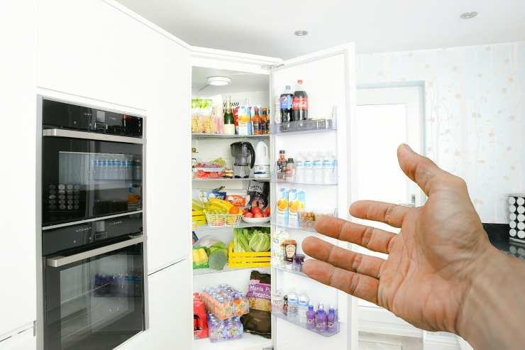 chiude frigorifero