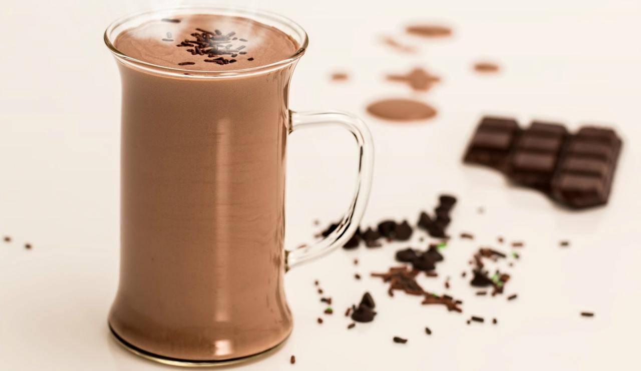Cioccolata calda, ricetta
