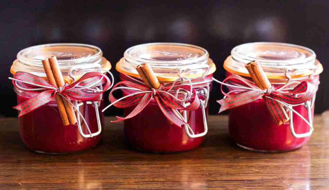 marmellata di vino, l'idea facile
