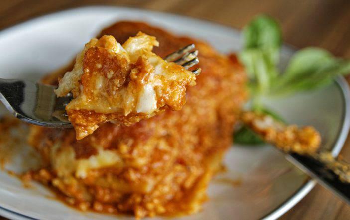 la lasagna, i segreti