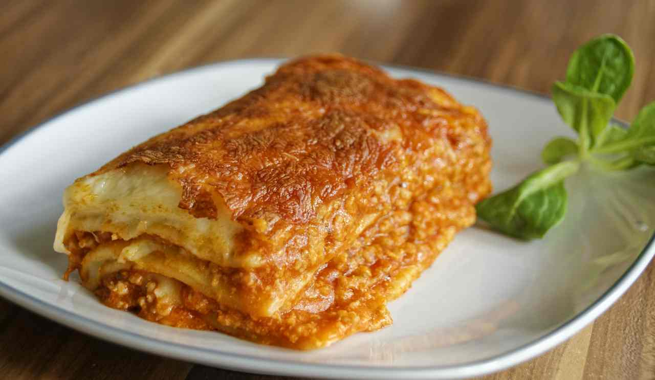lasagna, segreti