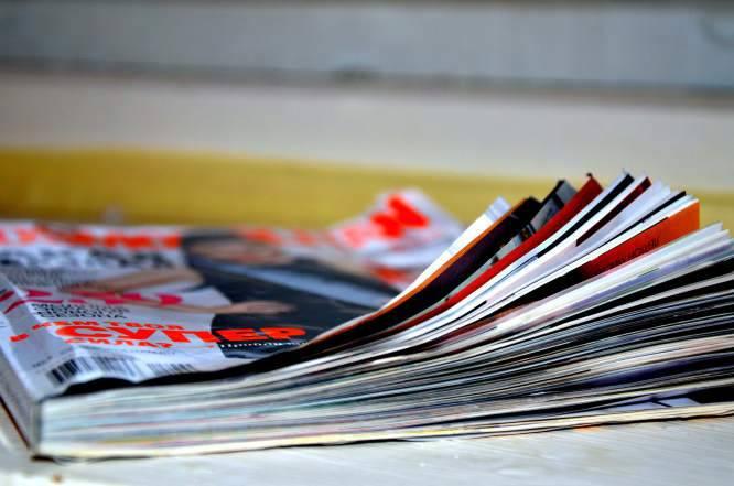 fogli giornale riutilizzarli