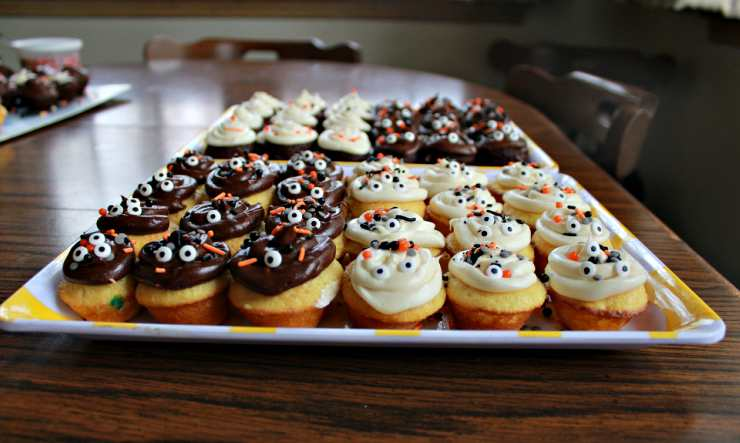 muffins dolcetto halloween