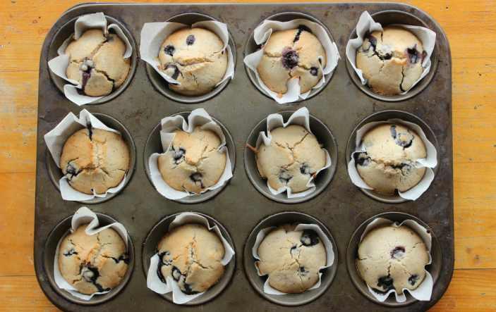 muffins sorpresa ricetta