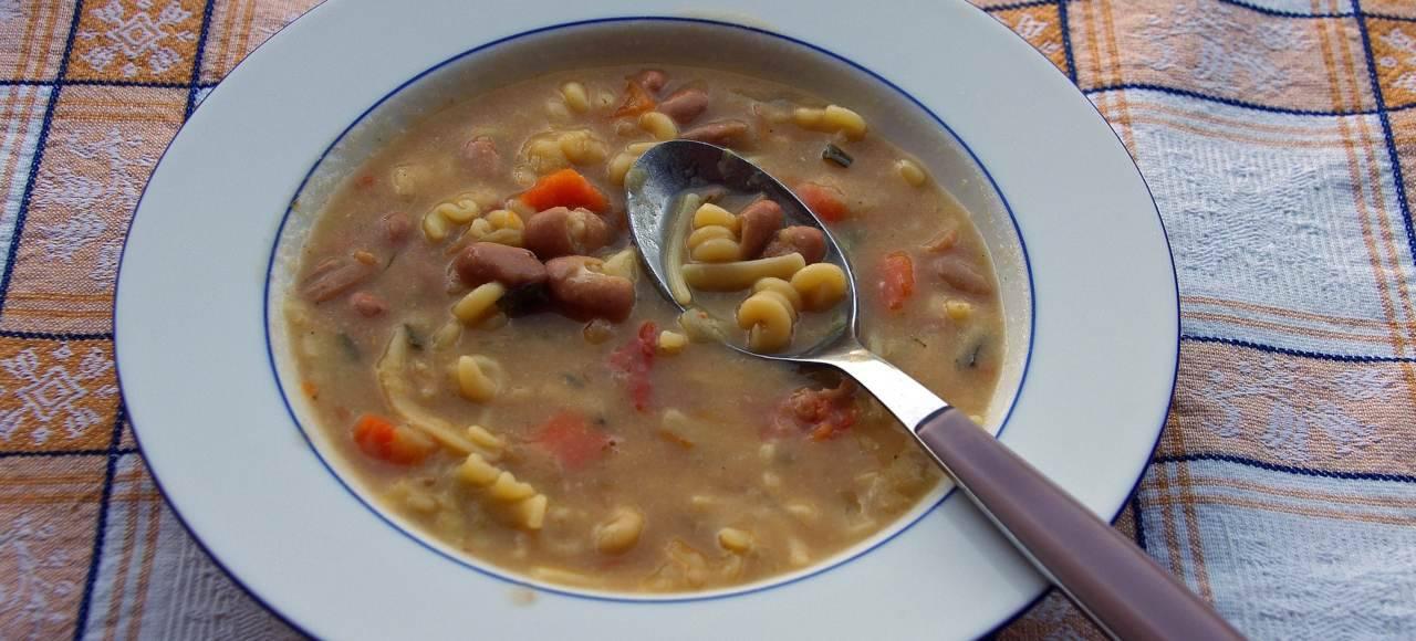 Pasta e fagioli con un ingrediente particolare: non potrete farne a meno (Fonte foto: Pixabay)
