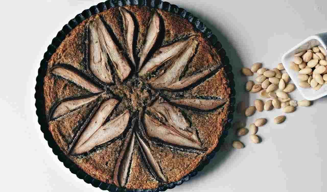 torta pere ingrediente