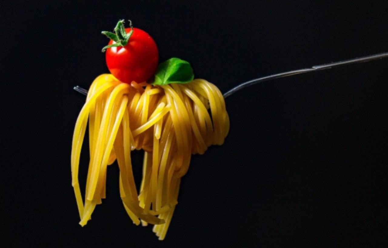 Pasta pomodoro fresco ingrediente