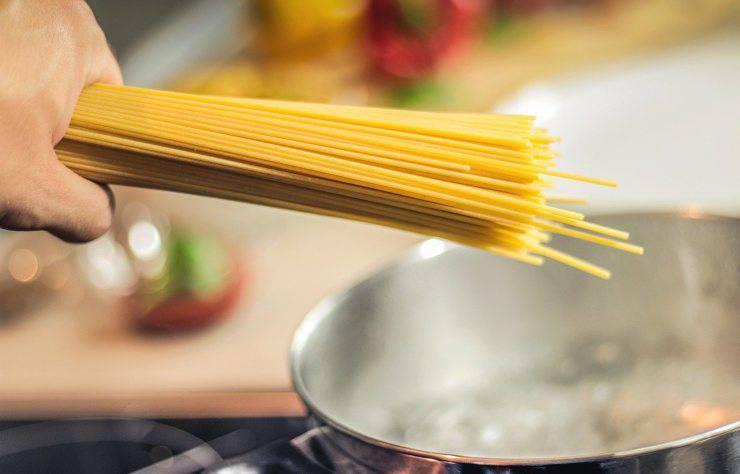 Spaghetti polipetti