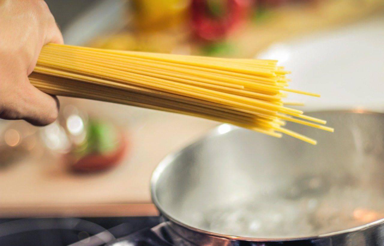 SPagheti aglio e olio