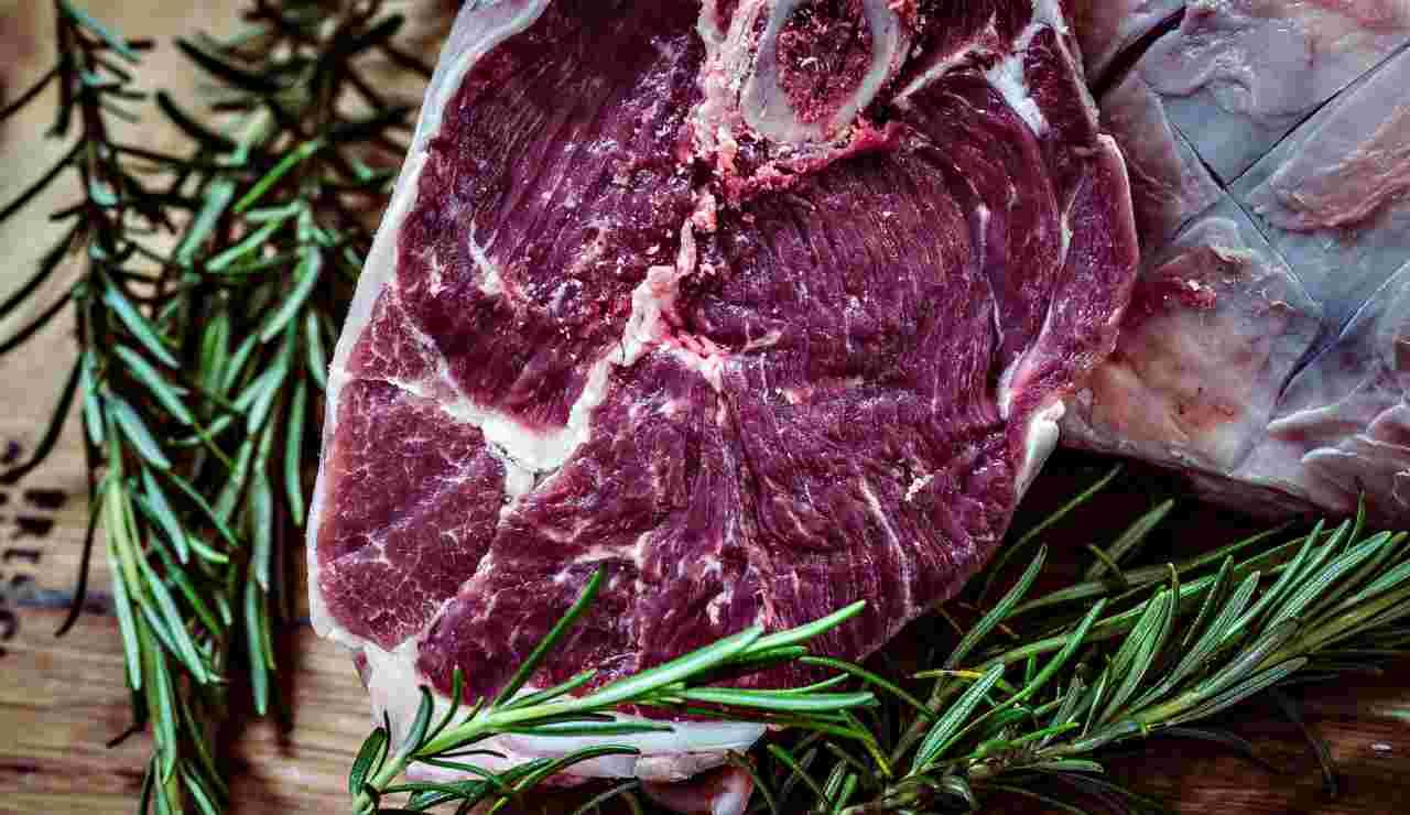 conservare la carne, i metodi