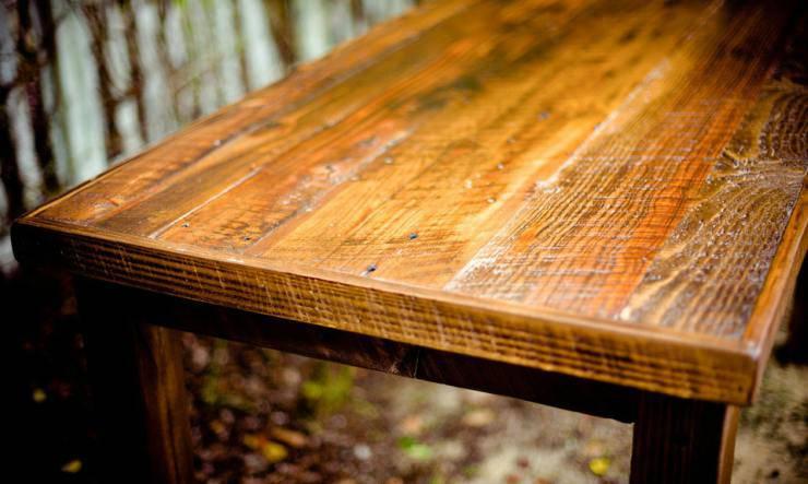 graffi sul legno, metodi giusti