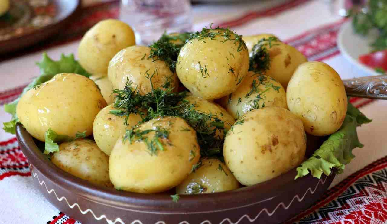 patate in cottura, trucchetti