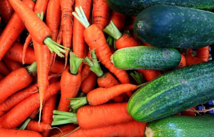 Patate zucchine carote
