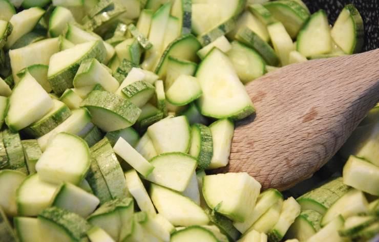 PAsta e zucchine bimbi