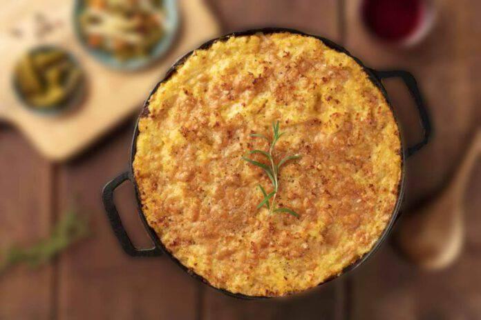 Torta di patate, salsiccia e friarielli: il secondo piatto rustico super invitante