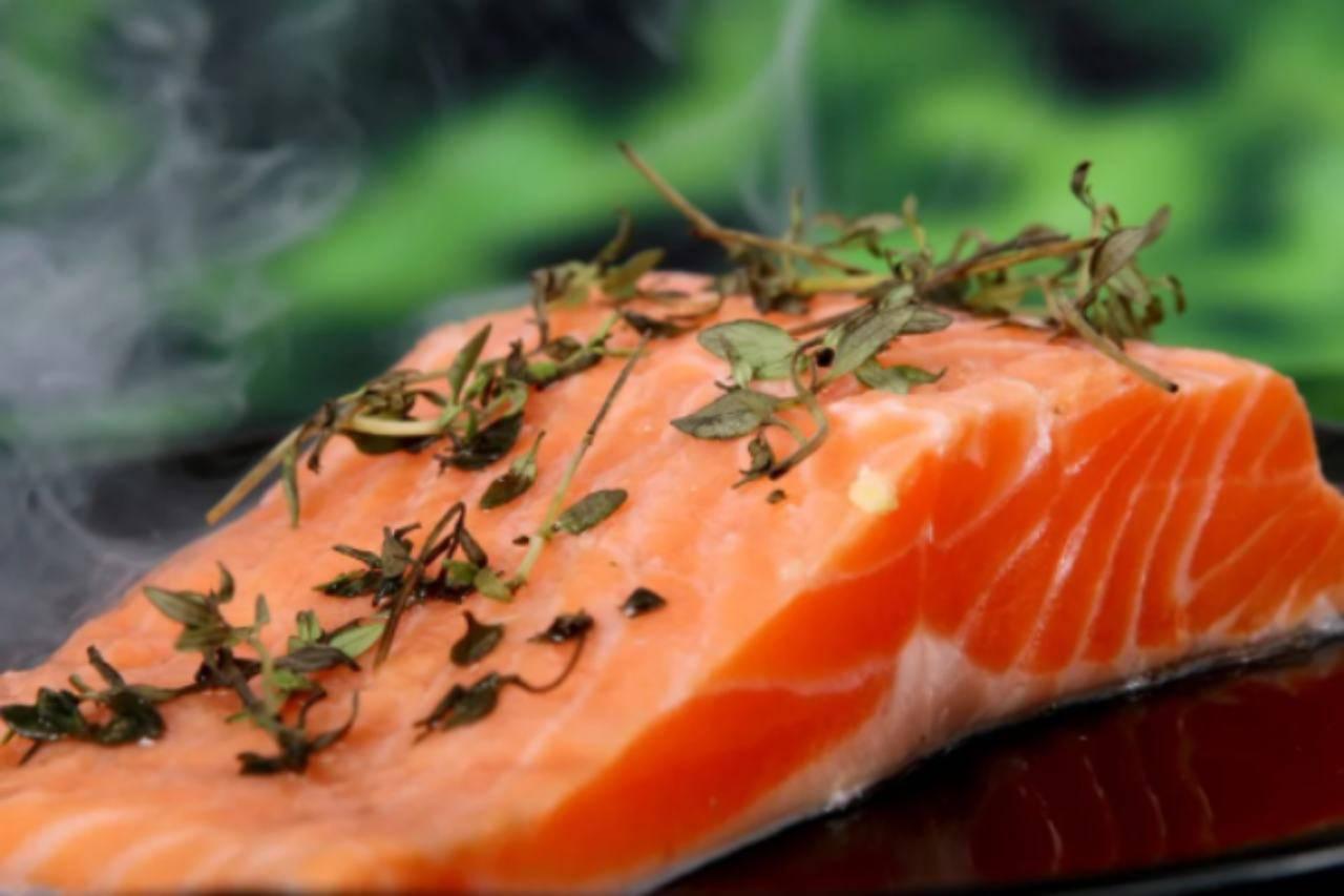 Medaglioni di salmone al forno: il secondo perfetto pronto in pochi minuti