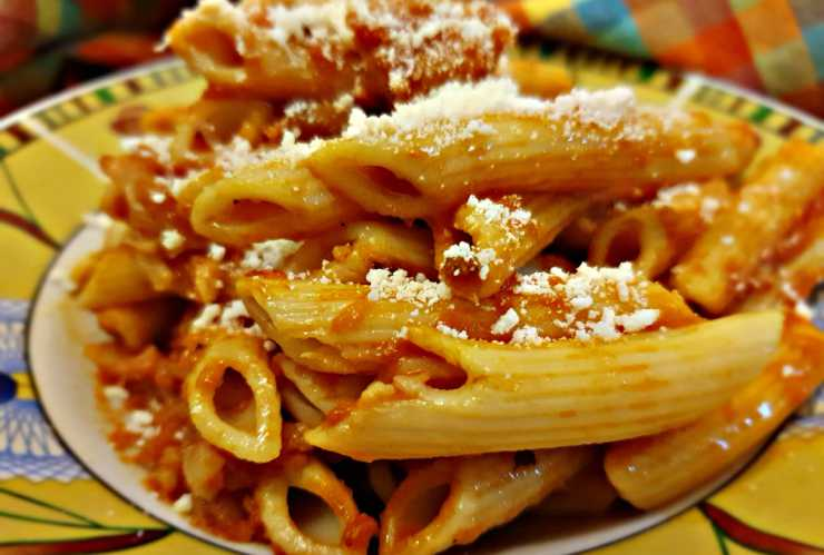 pasta padella ingrediente