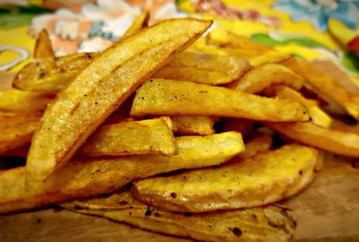 patate lascia buccia