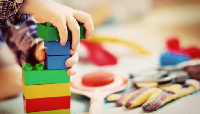 disinfettare giocattoli metodo