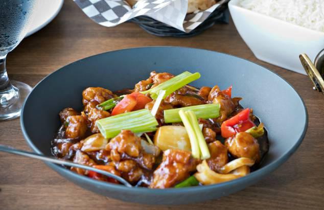 pollo curry versione