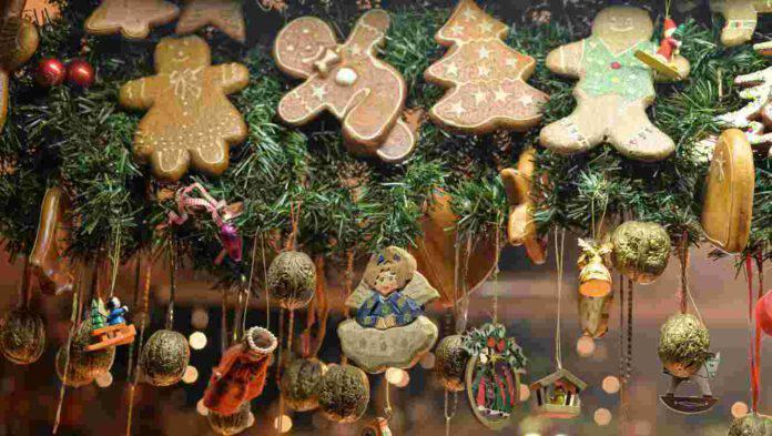 Natale creare decorazioni