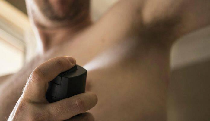 deodorante corpo ricetta