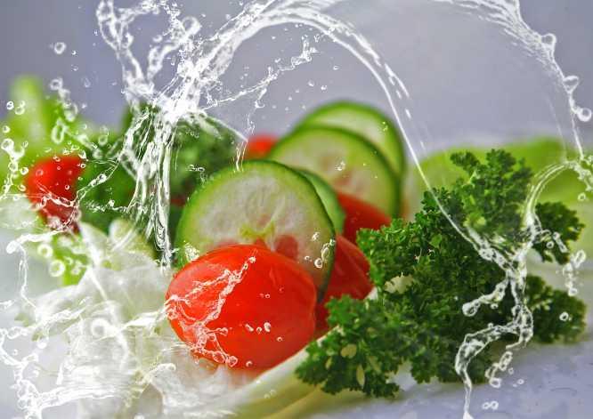 acqua cottura verdure