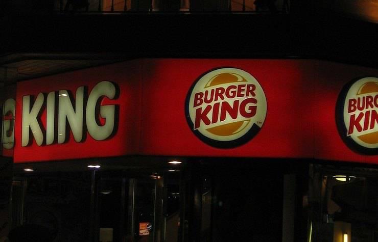 Covid appello Burger King