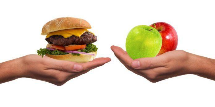 hamburger vegano mc donald's