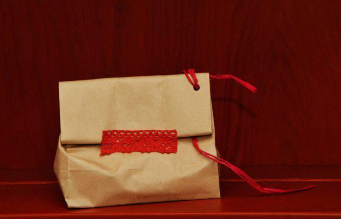 Natale trucchetto sacchetti