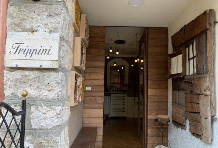 trippini ingresso ristorante