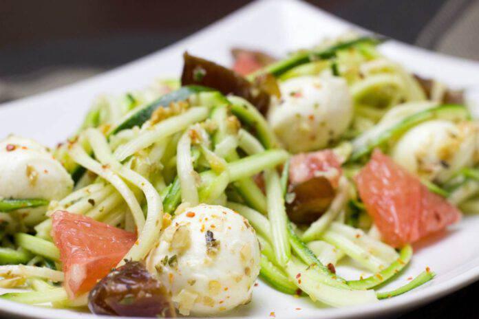 Spaghetti di zucchine: la ricetta semplice e veloce adatta anche alla dieta (Fonte foto:Pixabay)