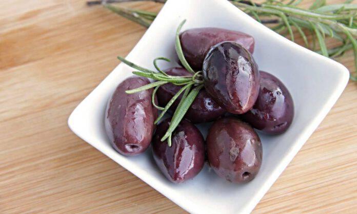 olive prosciutto